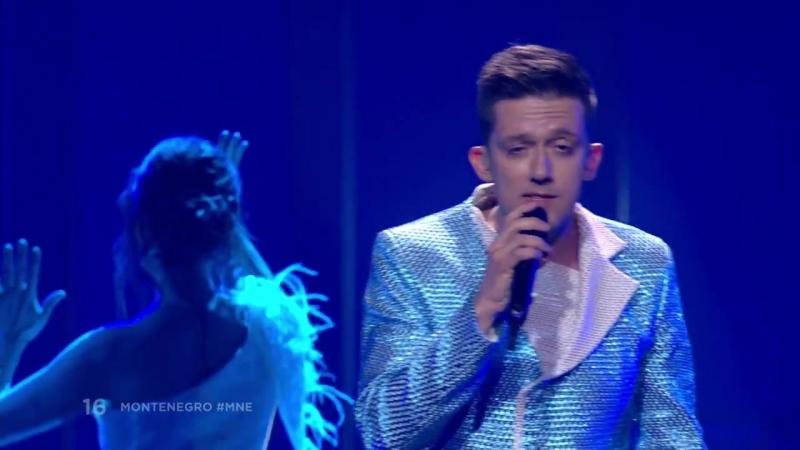 Vanja Radovanovic Inje Eurovision 2018 2nd semifinal Jury show