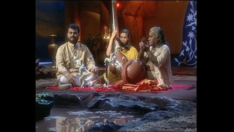 Vikku Vinayakram V. Selvaganesh Performance on the Mahashivaratri 1998