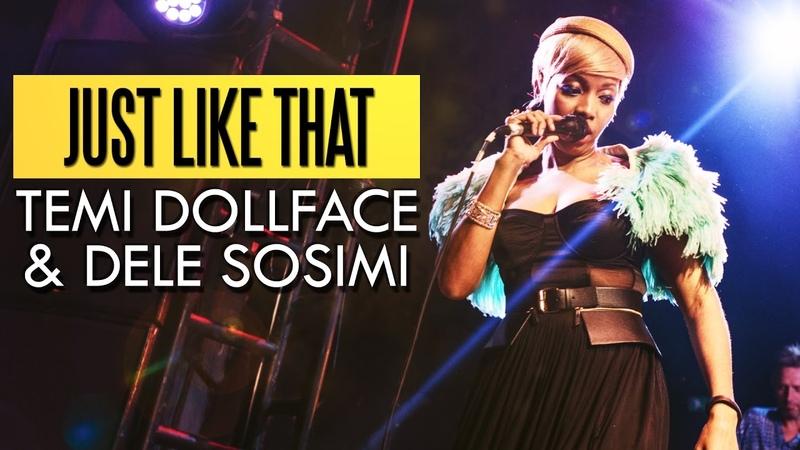 Temi Dollface Just Like That Felabration 2016