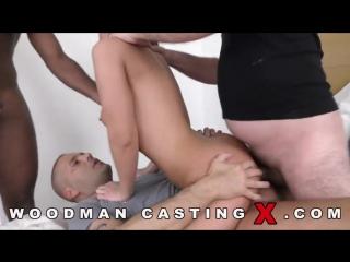 На кастинге у вудмана woodman casting silvia burton russian porno dp, anal, group, foursome, mmmf, ass licking, interracial