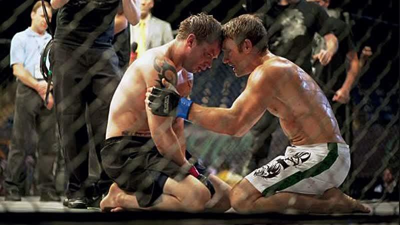 Том Харди vs Джоэл Эдгертон бой братьев в MMA Воин