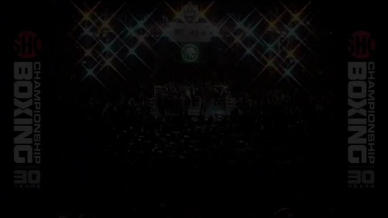 Mike Tyson - Evander Holyfield 1 Майк Тайсон Эвандер Холифилд 1