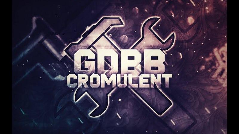 Cromulent gameplay GDBB collab