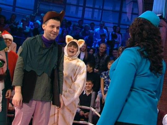 Comedy Баттл. Турнир, 2 сезон, 9 выпуск