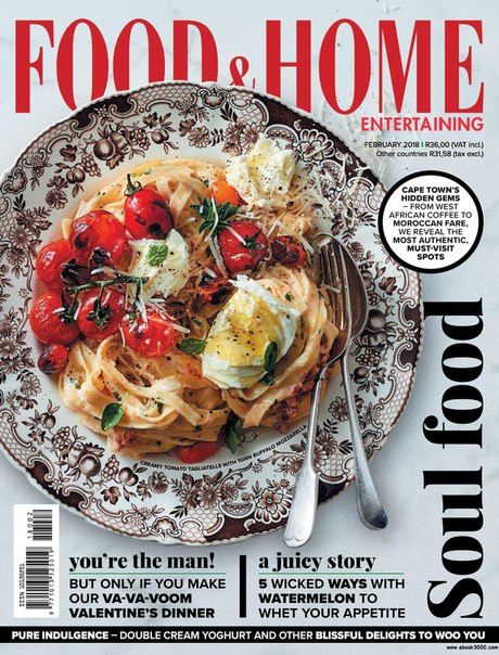 FoodHomeEntertaining-February 2018