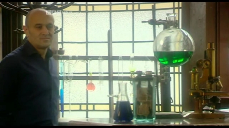2 серия Ключ от космоса The Key to the Cosmos BBC Атом BBC Atom