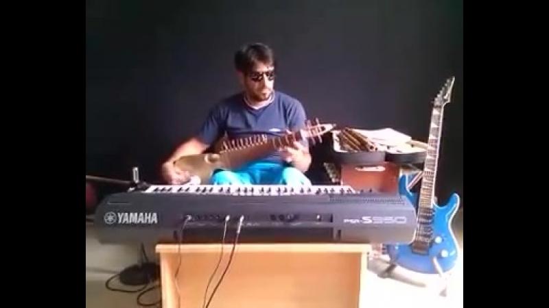 Pamir pakistan wakhi RUBABNAVAZ.mp4