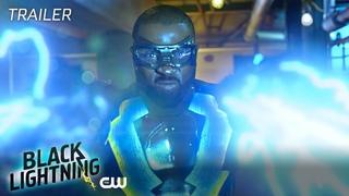 Black Lightning | Black Lightning Comic-Con® 2018 Trailer | The CW