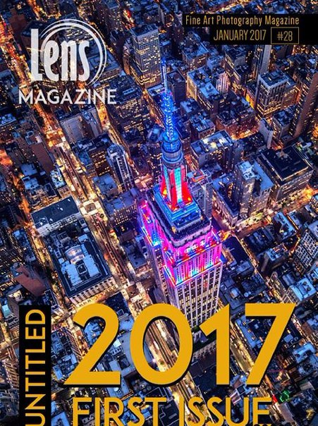 Lens Magazine - January 2017