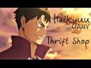 Haikyuu [2-3 Season] - AMV - Thrift Shop ᴴᴰ