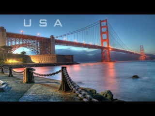 Incredible USA in 4K Ultra HD Around the World Travel Documentary Film 2017