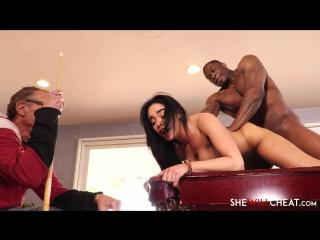 Selena Santana [HD 1080p, all sex, interracial, cuckold, new porn 2017]