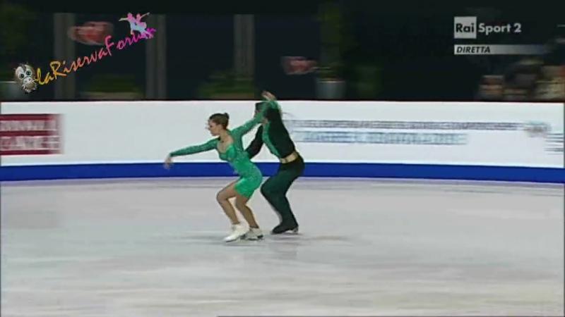 Танец на льду под музыку из сериала Великолепный век