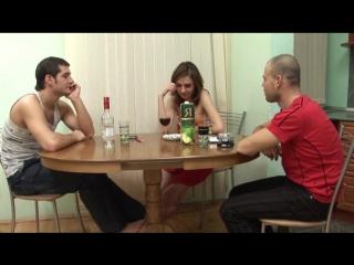 Пьяная сучка дала двум парням[Русское семейное частное порно, инцест и домашний секс,анал,пикап,сняли,русскую]