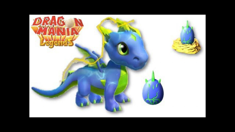 Atil dragon Julo dragon = Lightning dragon Dragon Mania Legends part 465