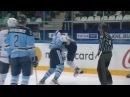 KHL Fight Menshikov VS Klinkhammer
