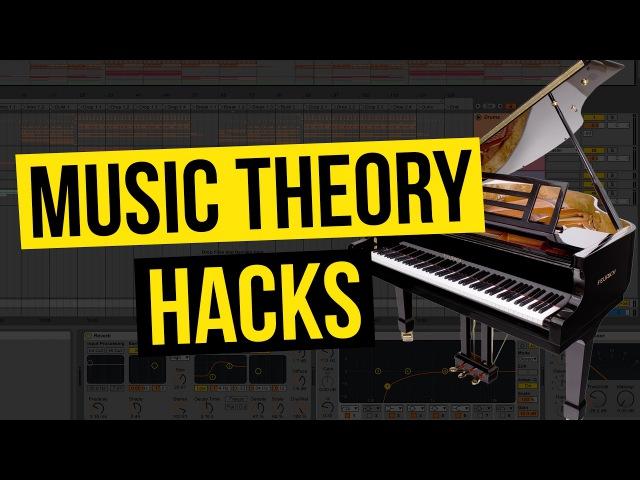 Music Theory Hacks 5 Ableton Tricks