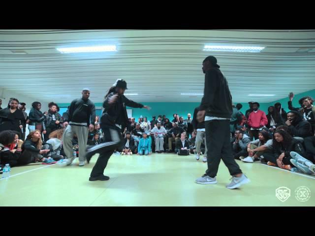 Arka Icee Forzesound vs Sam Yann YUDAT DEMI FINALE Battle Sa Graille 2