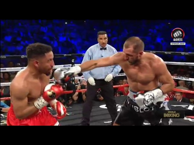 Andre Ward vs Sergey Kovalev 2 knockout FULL FUGHT