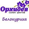 """Салон цветов """"Орхидея"""" г.Белокуриха"""