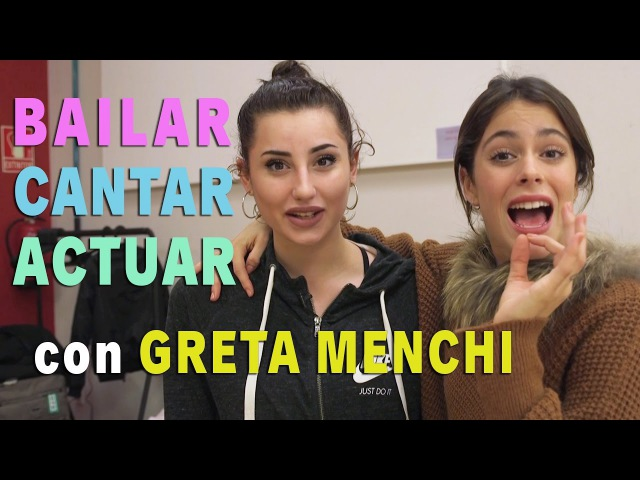 ¿Qué haría con BEYONCE Bailar cantar o actuar Con Greta Menchi TiniYoutube TINI