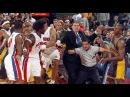 Баскетбол Арена боя безумцев и Адский попкорн