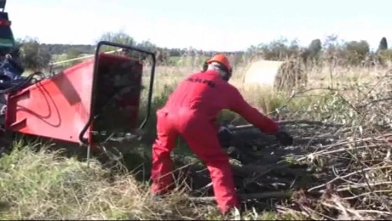 Рубительная машина FARMI FOREST