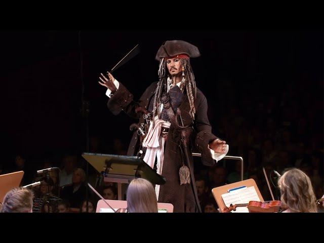Pirates of the Caribbean Medley POTC Symphony Orchestra