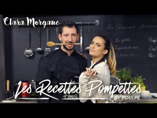 Clara Morgane - Les Recettes Pompettes