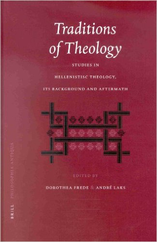 Traditions of Theology