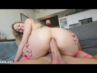 Крутое порно с нереально красивой блондинкой.девушка кончает анальный секс (оргазм сосет член сперма сквирт анал anal sex porno)
