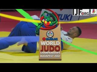 Final: TAKATO Naohisa (JPN) - SAFAROV Orkhan (AZE)