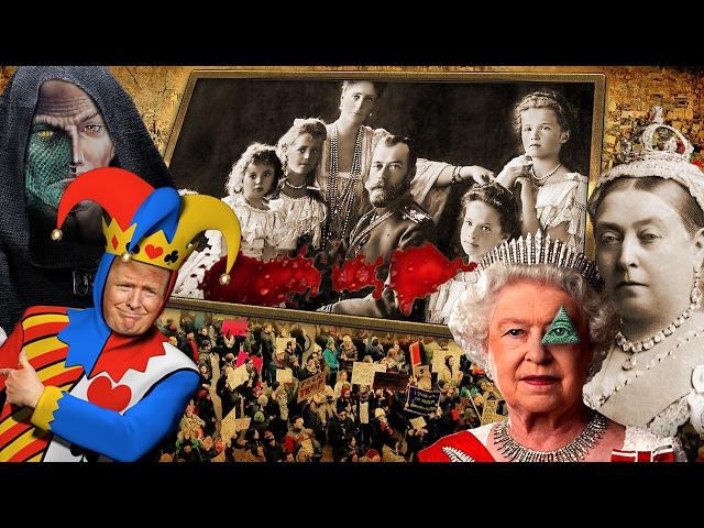 Альцион Плеяды 52Трамп и Элита Сионистов, мировая война, падение Царской России, ...