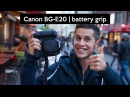 Canon BG-E20 hands on | Canon EOS 5D Mark IV battery grip review english
