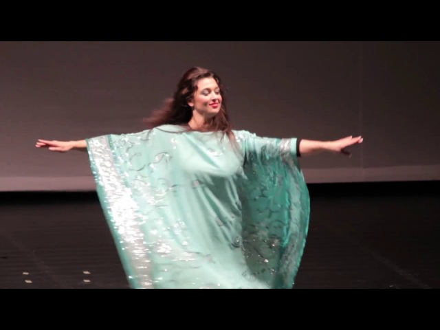 Katerina Shereen Spettacolo Awalim 2015 di Marta Pisano Khaleeji