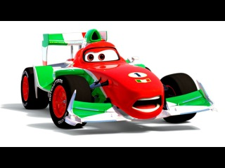Disney Cars Francesco Bernoulli Funny Battle Race Gameplay  | CARS 2 The Video Game