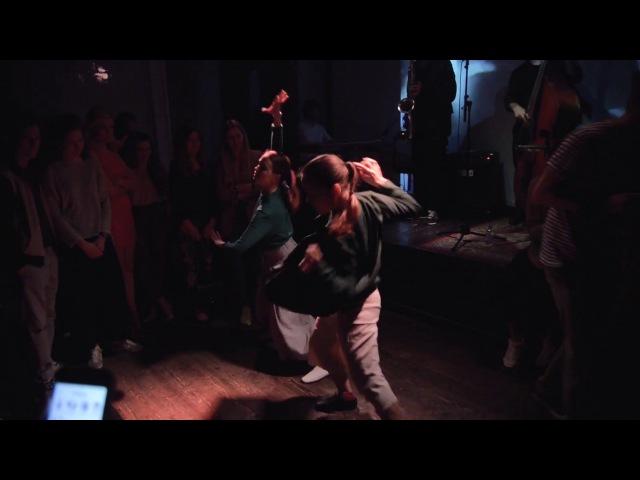 JazzBetween. Presents UK Jazz Bebop Dance Show (MIJ).