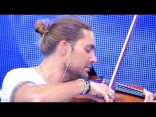 David Garrett   Nocturne Chopin   Mönchengladbach   19 06 2013