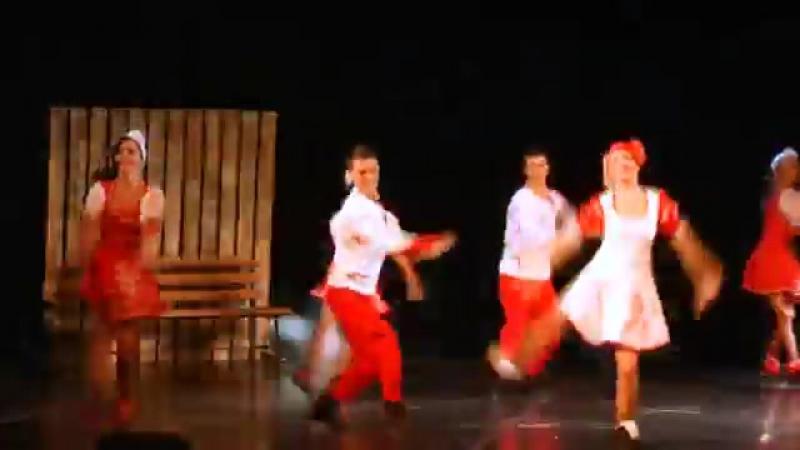 Академия шоу Новосибирск Моя марусечка