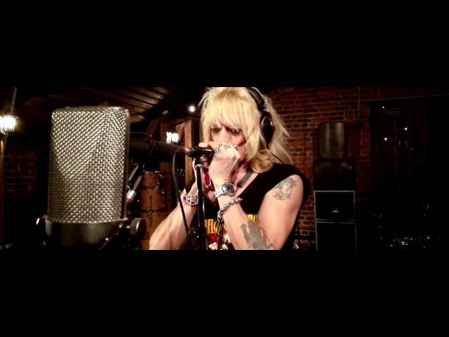 Roni Leppä Cold hearted man featuring Michael Monroe Official video