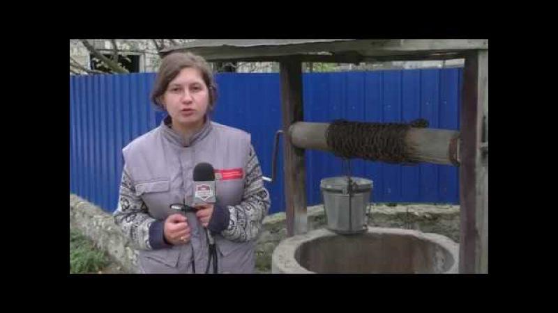У Гуменцях Кам'янець Подільського району у людей відбирають єдине джерело води