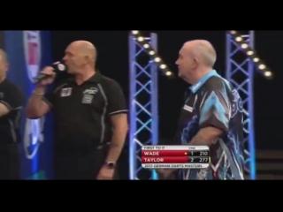 Phil Taylor vs James Wade (PDC German Darts Masters 2017 / Semi Final)