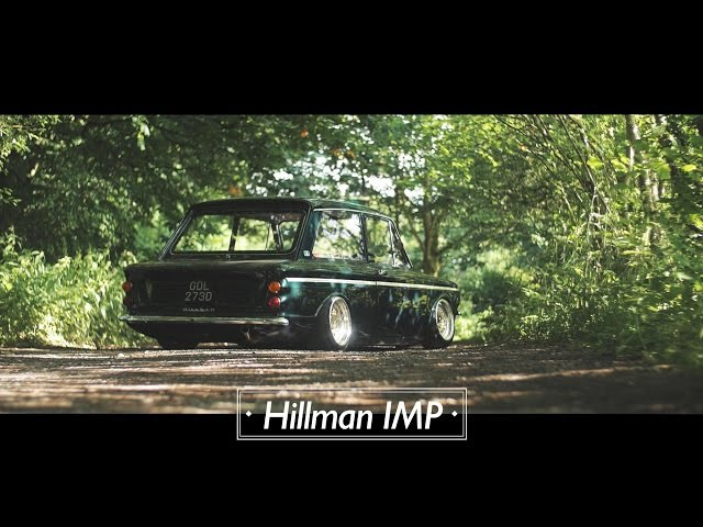Rob's Hillman Imp Low Conformists
