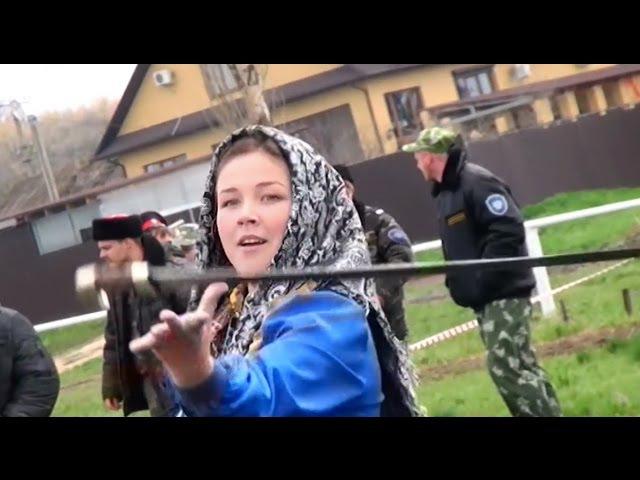 Мастер класс Русской красавицы на шашках
