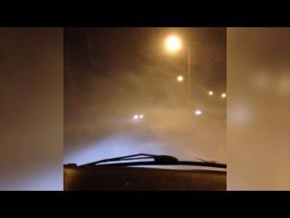 Обычная поездка по трассе Норильск-Кайеркан