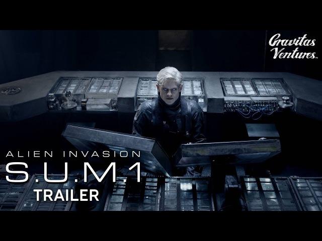 Alien Invasion S U M 1 I Trailer I Iwan Rheon Sci Fi Film