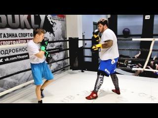 Бой 60 кг против 130 кг | Розыгрыш поездки на UFC | Хабиб Нурмагомедов VS Тони Фергюсон
