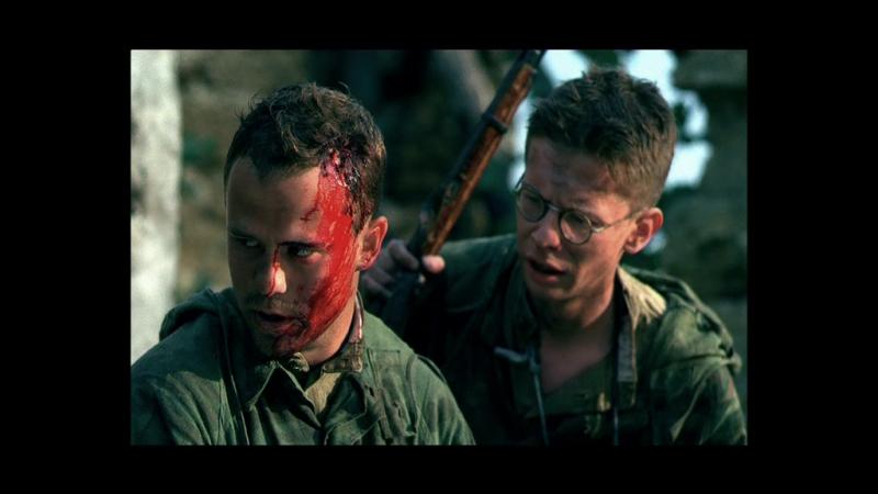 Военный боевик Под ливнем пуль Смотрите во вторник на пятом канале