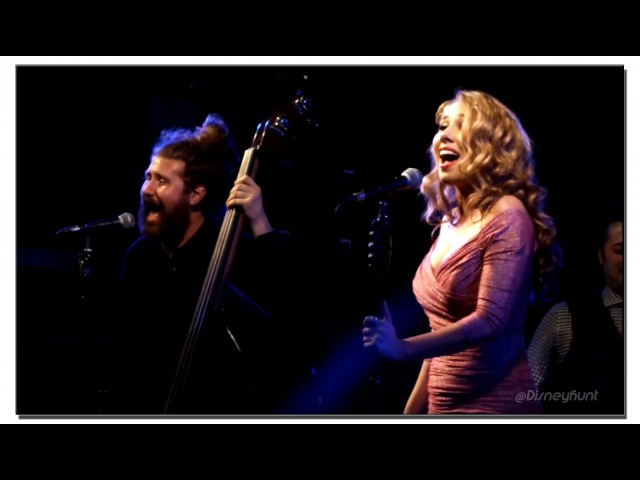 Casey Abrams Haley Reinhart with PMJ When I'm 64 Liverpool
