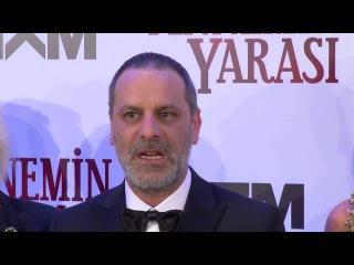 Премьера фильма «Материнская рана» в Стамбуле; 9 марта 2016 г.